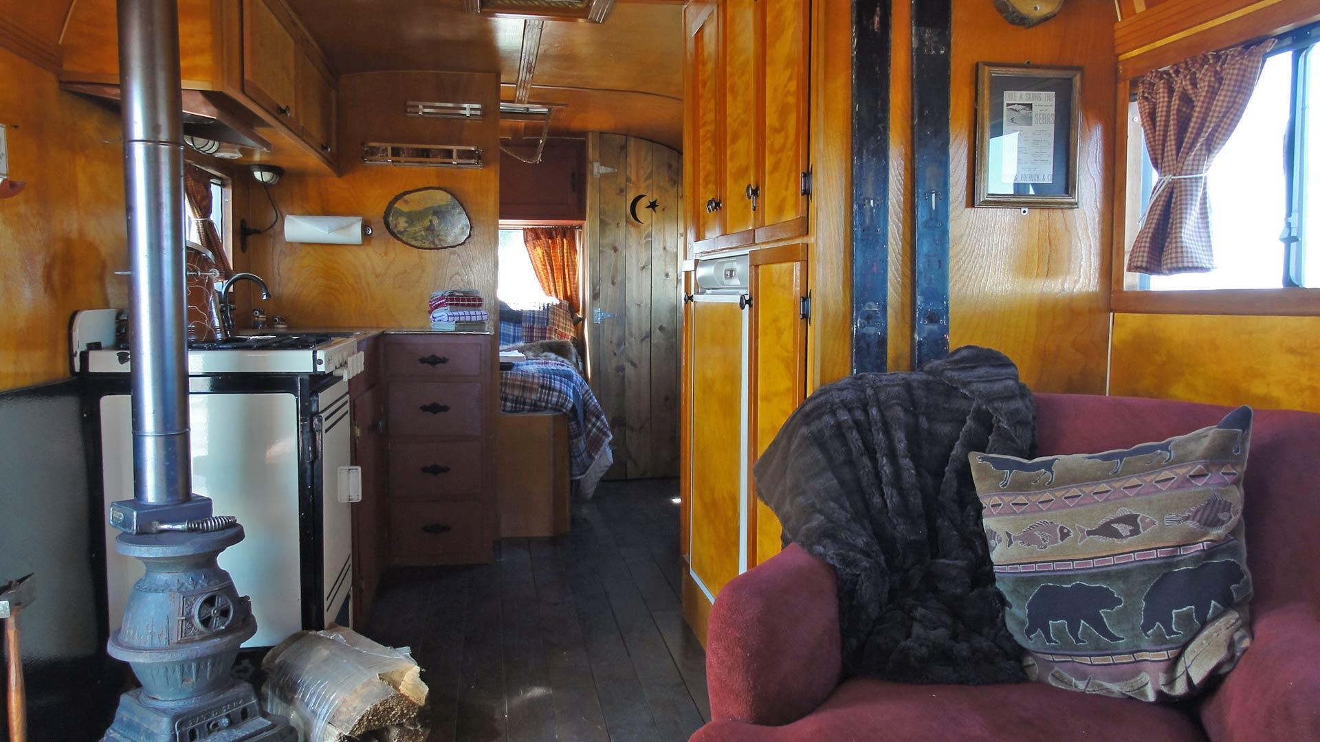 vintage trailer rental