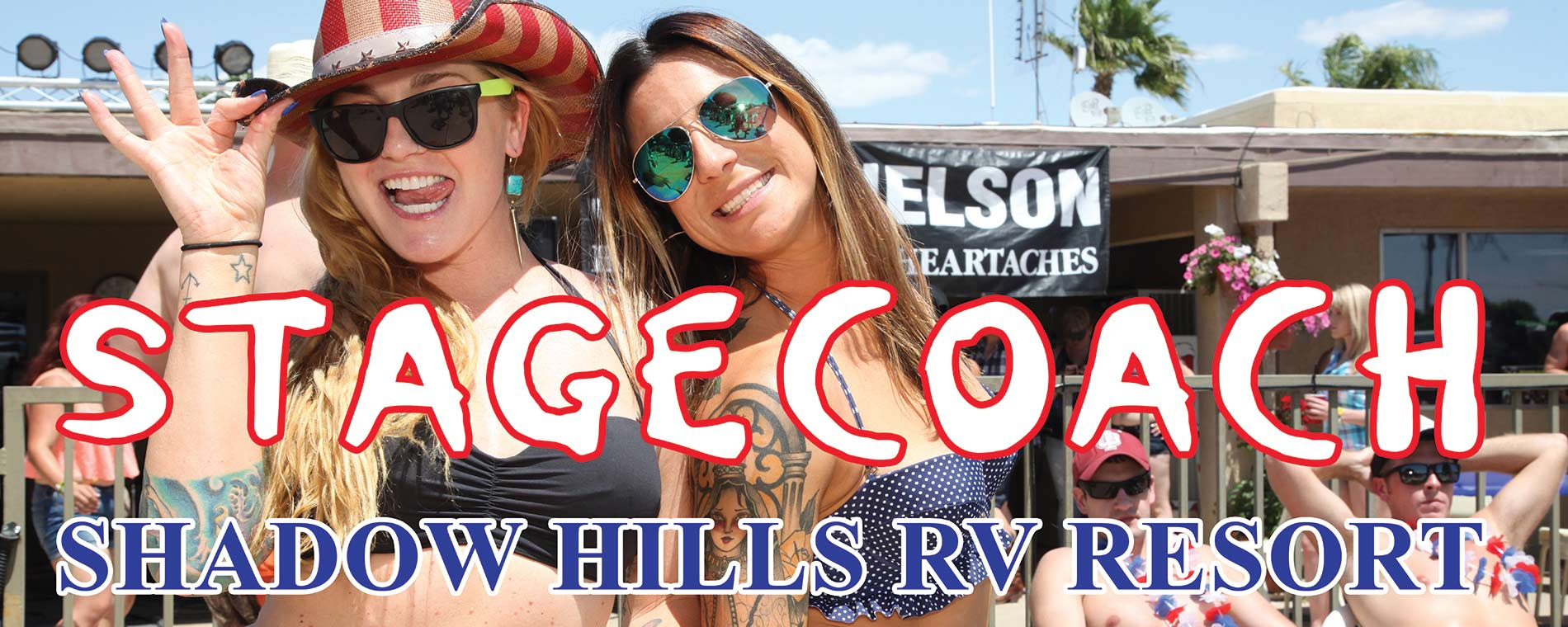 Stagecoach Camping At Top Rated Shadow Hills Rv Resort